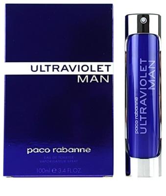 Paco Rabanne Ultraviolet Man Eau de Toilette pentru barbati