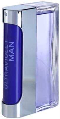 Paco Rabanne Ultraviolet Man туалетна вода тестер для чоловіків