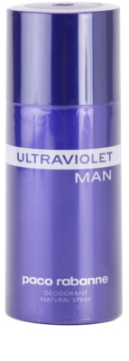 Paco Rabanne Ultraviolet Man deodorant Spray para homens