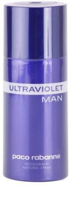 Paco Rabanne Ultraviolet Man дезодорант-спрей для чоловіків