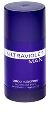 Paco Rabanne Ultraviolet Man desodorante en barra para hombre
