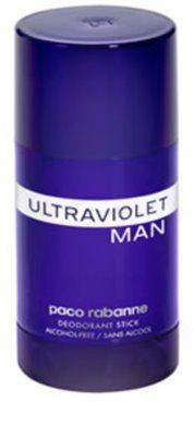 Paco Rabanne Ultraviolet Man dezodorant w sztyfcie dla mężczyzn