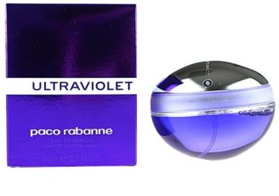 Paco Rabanne Ultraviolet parfumska voda za ženske