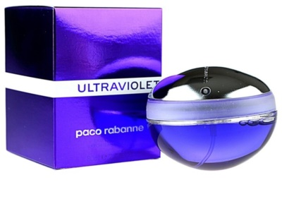Paco Rabanne Ultraviolet парфюмна вода за жени 1