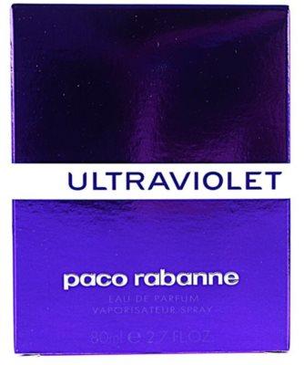 Paco Rabanne Ultraviolet Eau De Parfum pentru femei 3