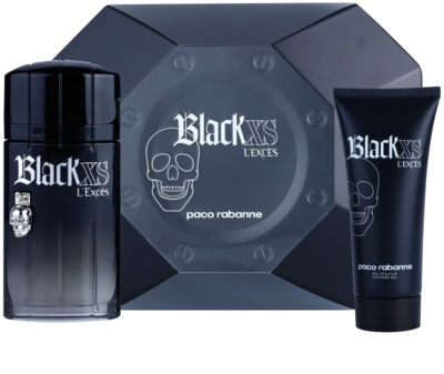Paco Rabanne Black XS L´Exces for Him подарунковий набір