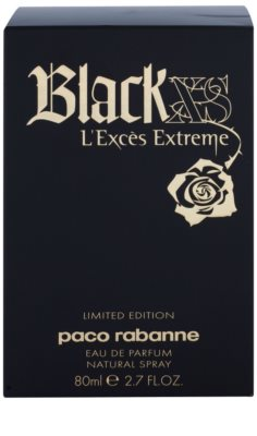 Paco Rabanne Black XS L'Exces Extreme парфюмна вода за жени 1