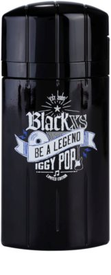 Paco Rabanne Black XS Be a Legend Iggy Pop Eau de Toilette para homens 2