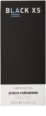 Paco Rabanne Black XS Los Angeles for Him Eau de Toilette for Men 4