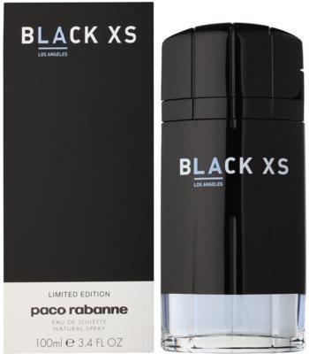 Paco Rabanne Black XS Los Angeles for Him toaletní voda pro muže