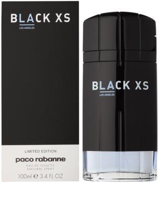 Paco Rabanne Black XS Los Angeles for Him woda toaletowa dla mężczyzn