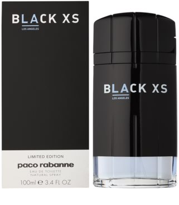 Paco Rabanne Black XS Los Angeles for Him туалетна вода для чоловіків