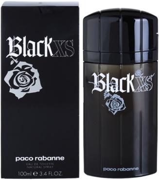 Paco Rabanne XS Black eau de toilette férfiaknak