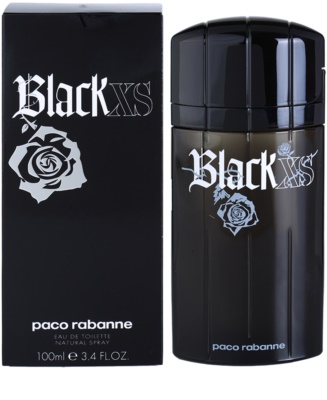 Paco Rabanne XS Black Eau de Toilette für Herren