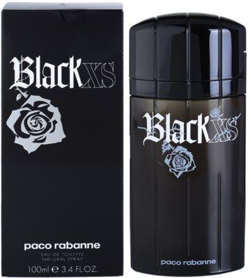 Paco Rabanne XS Black Eau de Toilette para homens