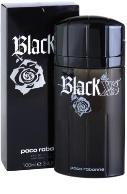 Paco Rabanne XS Black woda toaletowa dla mężczyzn 1