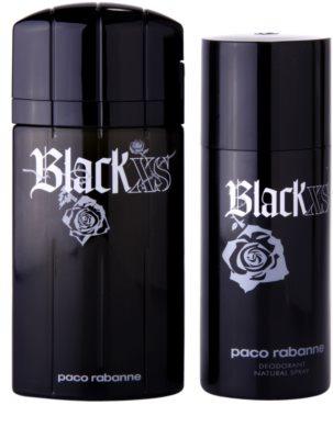 Paco Rabanne XS Black set cadou 1