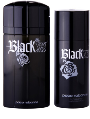 Paco Rabanne XS Black lote de regalo 1