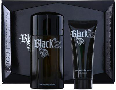 Paco Rabanne XS Black darilni set