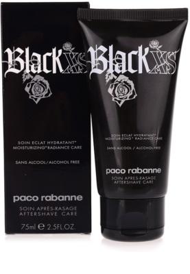 Paco Rabanne XS Black бальзам після гоління для чоловіків