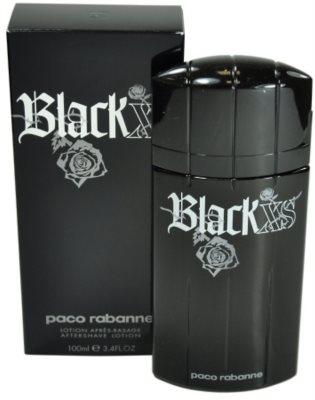 Paco Rabanne XS Black after shave pentru barbati