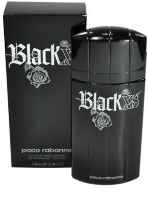 Paco Rabanne XS Black borotválkozás utáni arcvíz férfiaknak