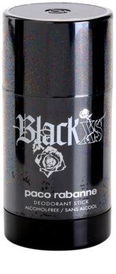 Paco Rabanne XS Black desodorante en barra para hombre