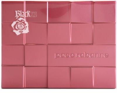 Paco Rabanne XS Black for Her coffrets presente 2