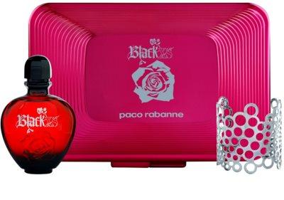 Paco Rabanne XS Black for Her Geschenkset