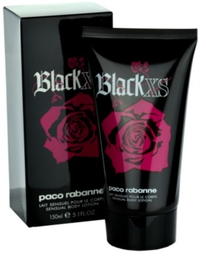 Paco Rabanne XS Black for Her leche corporal para mujer