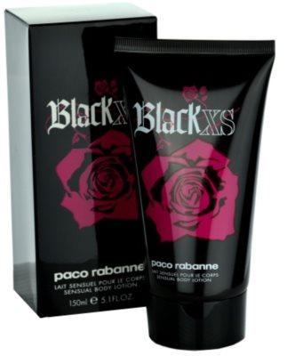 Paco Rabanne XS Black for Her молочко для тіла для жінок