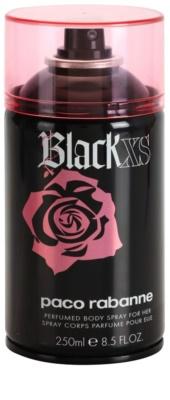 Paco Rabanne XS Black spray pentru corp pentru femei