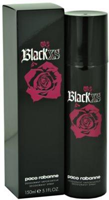 Paco Rabanne XS Black for Her deo sprej za ženske