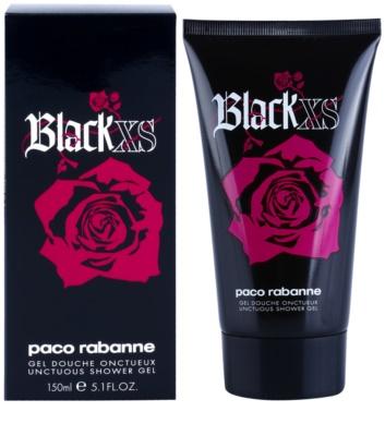 Paco Rabanne XS Black for Her sprchový gel pro ženy