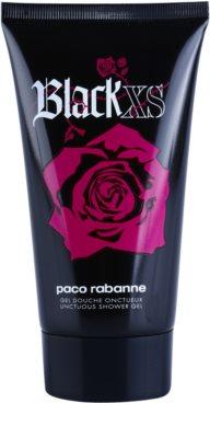 Paco Rabanne XS Black for Her Duschgel für Damen 1