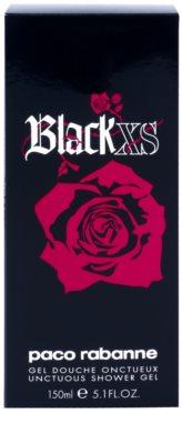 Paco Rabanne XS Black for Her Duschgel für Damen 2