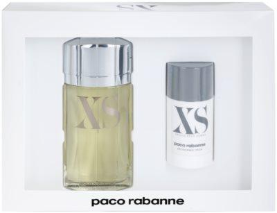 Paco Rabanne XS pour Homme ajándékszett