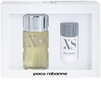 Paco Rabanne XS pour Homme set cadou