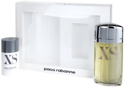 Paco Rabanne XS pour Homme darilni set 1