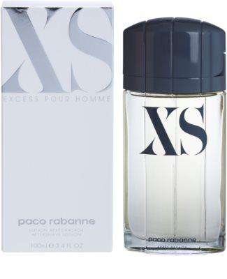 Paco Rabanne XS pour Homme borotválkozás utáni arcvíz férfiaknak