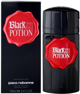 Paco Rabanne Black XS Potion toaletní voda pro muže
