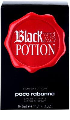 Paco Rabanne Black XS Potion eau de toilette nőknek 4