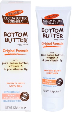 Palmer's Baby Cocoa Butter Formula гіпоалергенний крем для тіла для захисту шкіри 1