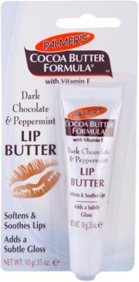 Palmer's Face & Lip Cocoa Butter Formula bálsamo para lábios secos