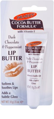 Palmer's Face & Lip Cocoa Butter Formula balzám pro suché rty
