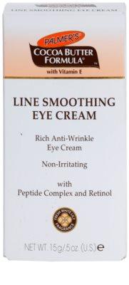 Palmer's Face & Lip Cocoa Butter Formula Augencreme gegen Falten 2