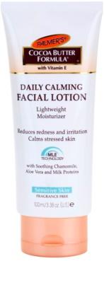 Palmer's Face & Lip Cocoa Butter Formula crema hidratanta usoara pentru netezirea pielii