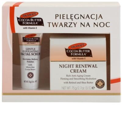 Palmer's Face & Lip Cocoa Butter Formula Kosmetik-Set  I.
