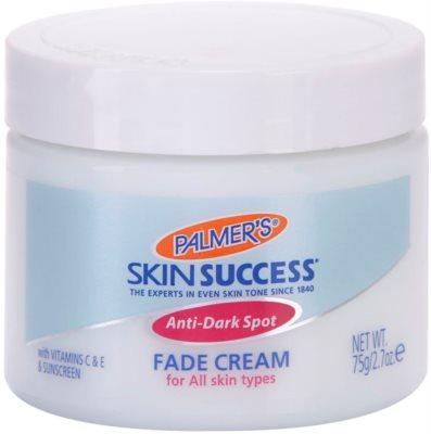 Palmer's Face & Lip Skin Success protivráskový krém proti tmavým skvrnám