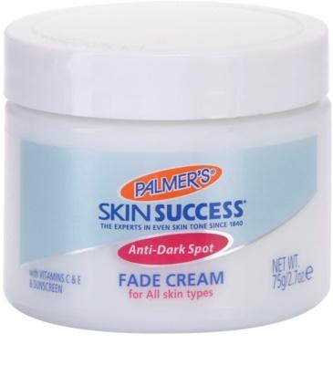 Palmer's Face & Lip Skin Success ránctalanító krém a sötét foltok ellen
